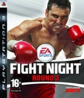 Fight Night: Round 3 (PS3) použité