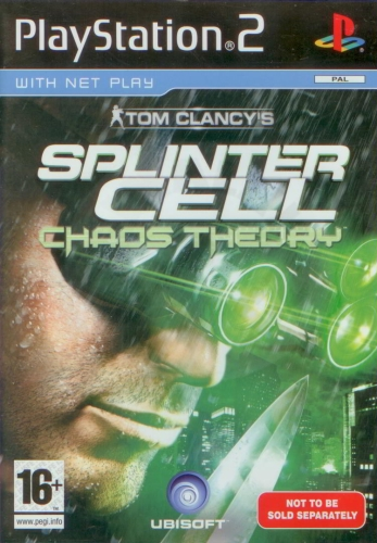 Tom Clancy´s Splinter Cell: Chaos Theory (PS2) použité