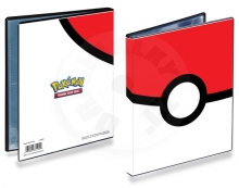 Pokémon - pokéball A5 Collectors album
