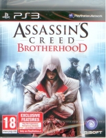 Assassin´s Creed Brotherhood (PS3) použité