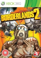 Borderlands 2 - Voucher (X360)