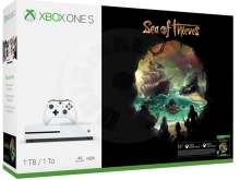 Microsoft Xbox One S 1 TB Sea of Thieves bundle