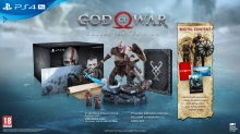 God of War - Collector´s Edition (PS4)