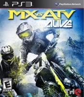 MX vs. ATV: Alive (PS3)