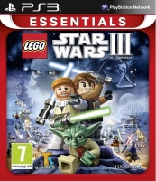 Lego Star Wars III: Clone Wars (PS3)