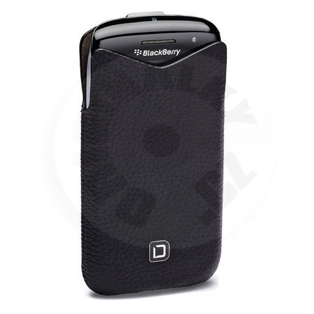 Dicota D30368 - Leather Pull Tab Case fo BlackBerry Torch 9860