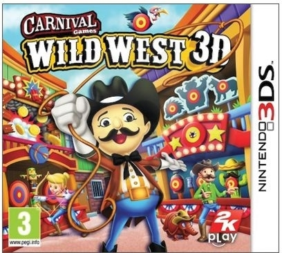 Carnival Games: Wild West 3D (3DS)