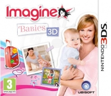 Imagine Babies 3D (3DS)