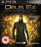 Deus Ex: Human Revolution Limited Edition (PS3)