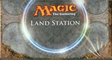 Magic: The Gathering Land Station