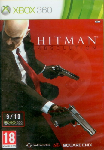 Hitman: Absolution (X360) použité