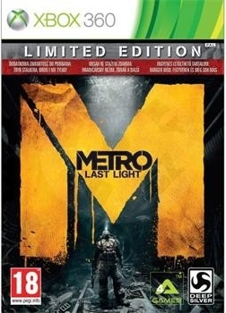Metro: Last Light - Limited Edition (X360)