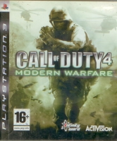 Call of Duty 4: Modern Warfare (PS3) použité