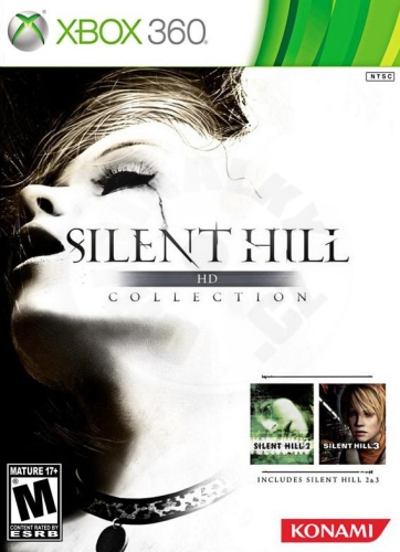 Silent Hill HD Collection (X360)