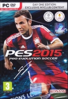 Pro Evolution Soccer 2015 - Day One Edition (PC)