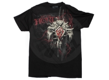Jinx World of Warcraft T-Shirt Horde Crest v2 - L