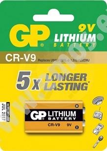 GP Photo Lithium Battery CR - V9