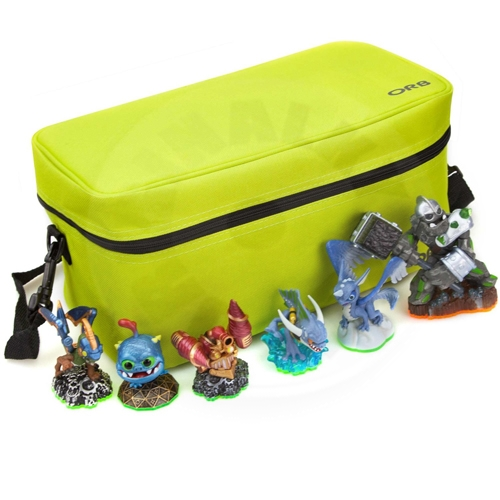 ORB Action Figure Storage Bag - Green
