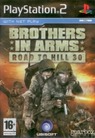Brothers in Arms: Road to Hill 30 (PS2) použité