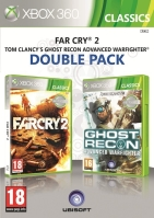 Far Cry 2 + Tom Clancy´s Ghost Recon Advanced Warfighter (X360)