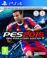 Pro Evolution Soccer 2015 - Day One Edition (PS4) použité