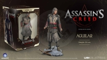 Sběratelská figurka Assassin's Creed Movie -  Aguilar de Nerha - 24 cm