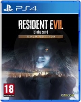 Resident Evil 7: Biohazard Gold Edition (PS4)