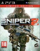 Sniper: Ghost Warrior 2 - Limited Edition (PS3)