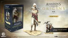 Sběratelská figurka Assassin's Creed: Origins - Aya - 27 cm