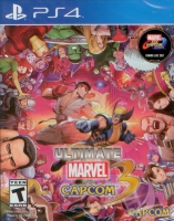 Ultimate Marvel vs. Capcom 3 (PS4)