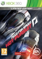 Need for Speed: Hot Pursuit Limited Edition (X360) použité
