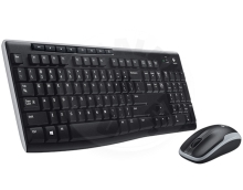 Logitech Wireless Keyboard MK270 (PC)