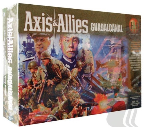 Axis and Allies - Guadalcanal