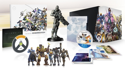 Overwatch - Collector's Edition (PS4)