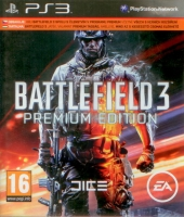 Battlefield 3: Premium Edition (PS3) použité