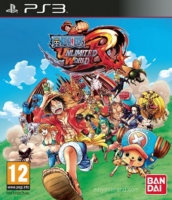 One Piece: Unlimited World Red (PS3) použité