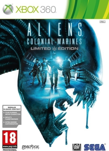 Aliens: Colonial Marines - Limited Edition (X360)