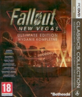 Fallout New Vegas: Ultimate edition CZ (PC)