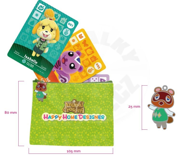 Animal Crossing Happy Home Designer Card 3ds