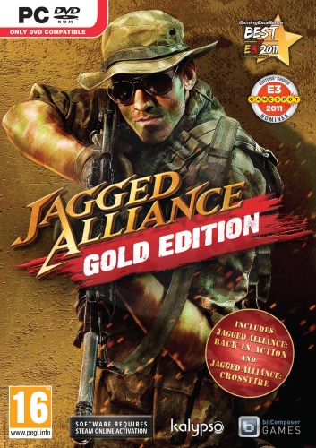 Jagged Alliance - Gold Edition (PC)