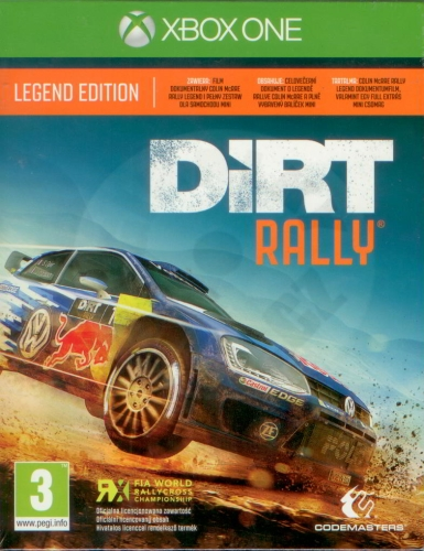 DiRT Rally Legend Edition (XONE)