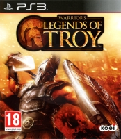 Warriors: Legends of Troy (PS3) použité
