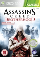 Assassin´s Creed Brotherhood: Special Edition (X360)