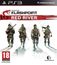 Operation Flashpoint: Red River (PS3) použité