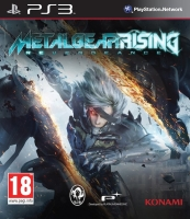 Metal Gear Rising Revengeance (PS3) použité