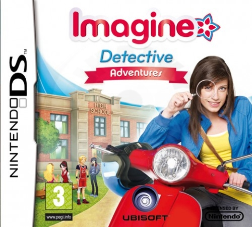Imagine: Detective Adventures (DS)