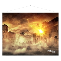 Dying Light - Parkour - Wallscroll