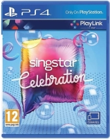 SingStar Celebration (PS4) použité