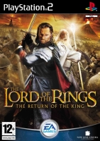 The Lord of the Rings: The Return of the King (PS2) použité