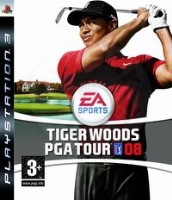 Tiger Woods PGA Tour 08 (PS3) použité